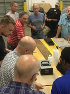 IFCI Advanced Flooring Inspector Class