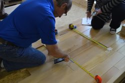 IFCI Flooring Inspectors Hands-On training