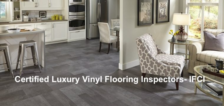 Luxury Vinyl Flooring Inspector Certification-Update March 2018