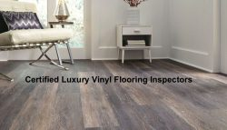 Online Inspector Certification for Luxury Vinyl Flooring