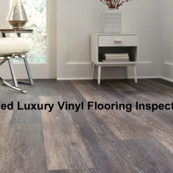 Luxury Vinyl Certified Inspectors